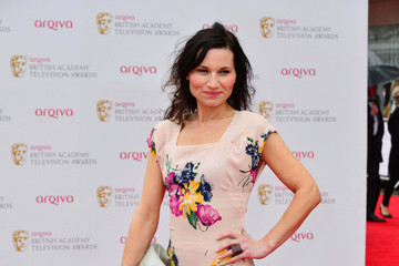 Kate Fleetwood Arrivals at the BAFTA TV Awards