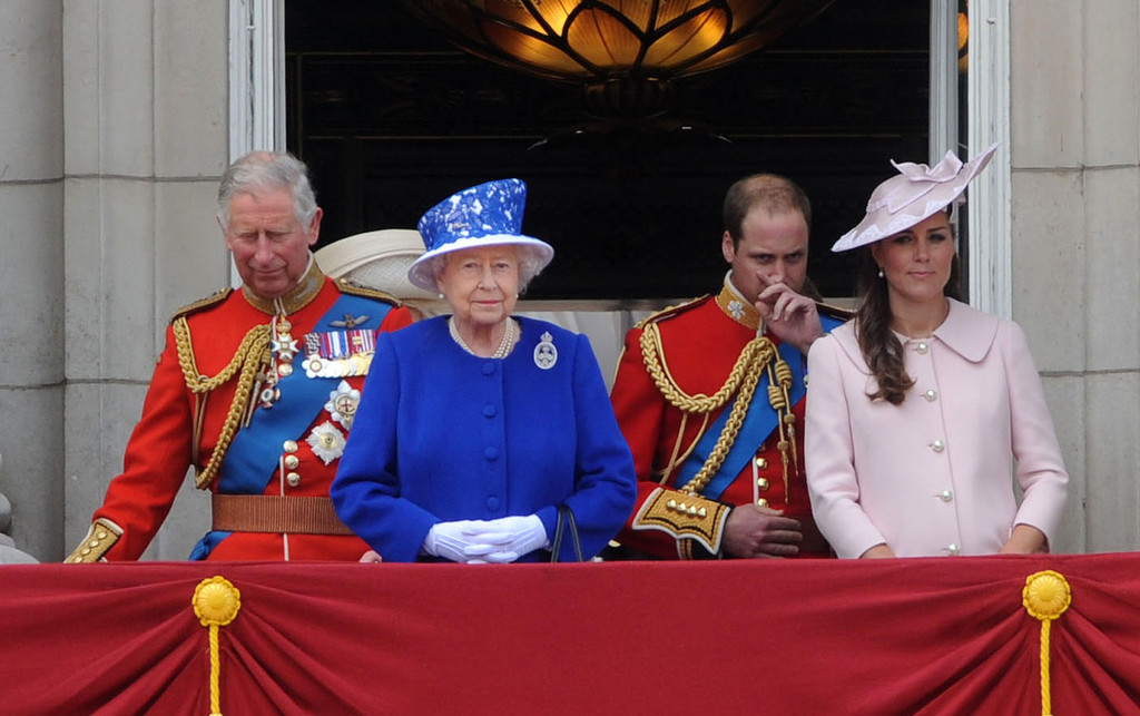 The Royal Family Just Got Ger Getty