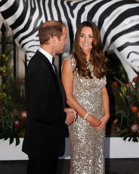 65b6584ded9 Kate Middleton - Prince William and Kate Middleton at the Tusk Trust Awards  ...