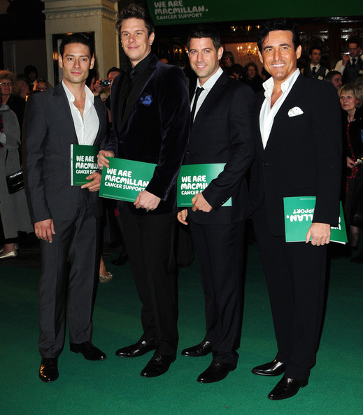 Il divo in katherine jenkins out in london zimbio - Il divo netflix ...