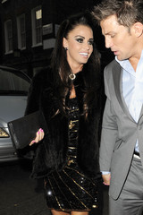 Katie Price Alex Reid Katie Price and Alex Reid Go to the Keep a Child Alive Event