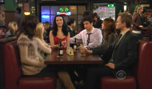 "Singer Katy Perry makes a special celebrity guest appearance on the hit CBS television show ""How I Met Your Mother"". Perry played the role of Zoey's hot cousin known only as ""Honey""."