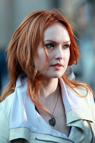 Kaylee DeFer taille