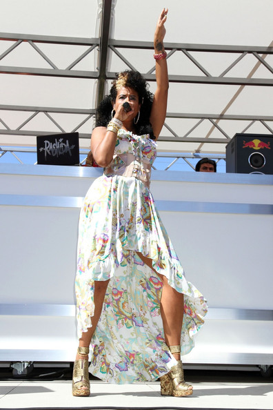 Kelis - Kelis at the Palms Pool & Bungalow in Vegas