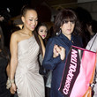 Rebecca Fergusson Celebs Leaving the Cosmopolitan Ultimate Women Of The Year Awards