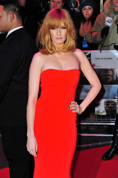 Kelly Reilly - Celebs at the London Premiere of 'Flight'