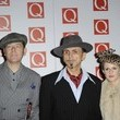 Kevin Rowland The Maccabees  on the red carpet for the Q Awards at the Grosvenor House Hotel in London