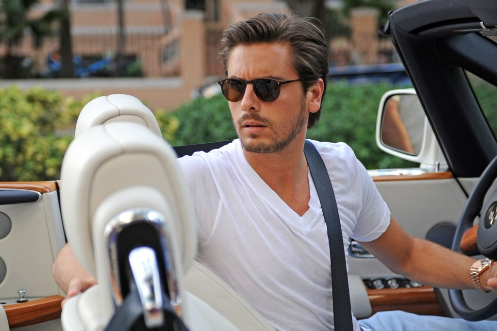 Scott Disick Photos Photos The Kardashians In Miami 4 Zimbio