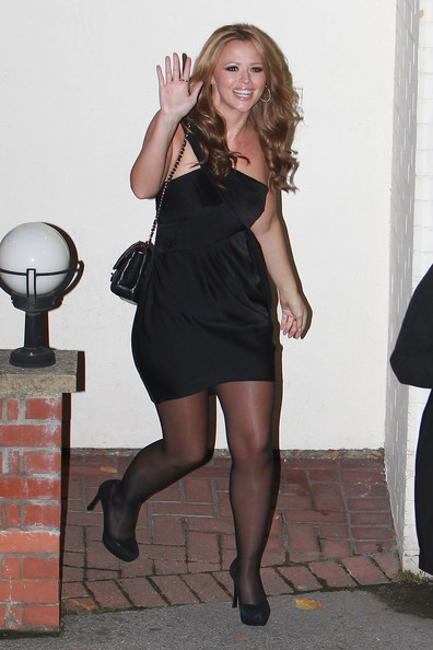 kimberley walsh and cheryl cole. Kimberley Walsh Wearing the