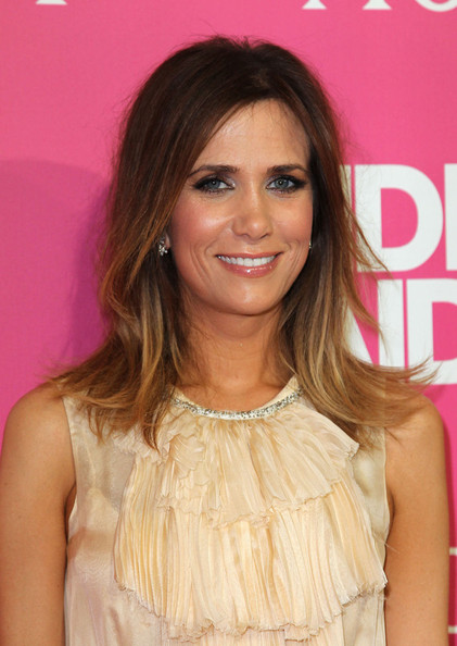kristen wiig the view