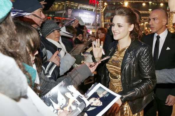 Stunning Photos of Kristen Stewart at the 'Breaking Dawn - Part 2' Berlin Premiere