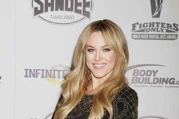 Lacey Schwimmer Stars at the World MMA Awards