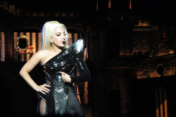 Lady Gaga Photos Photos - Lady Gaga Performs the Born This
