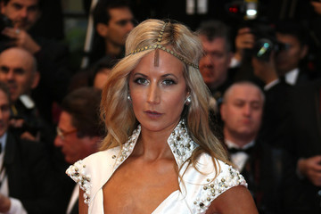 Lady Victoria Hervey Arrivals at the Cannes Opening Ceremony