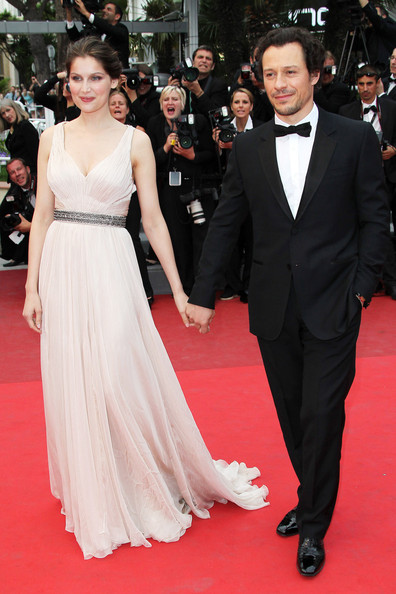 "Red Carpet for the ""The Conquest"" Premiere in Cannes"
