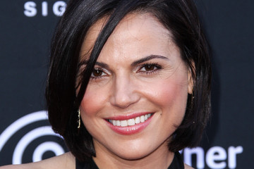 Lana Parrilla Celebs at the 'Lone Ranger' Premiere