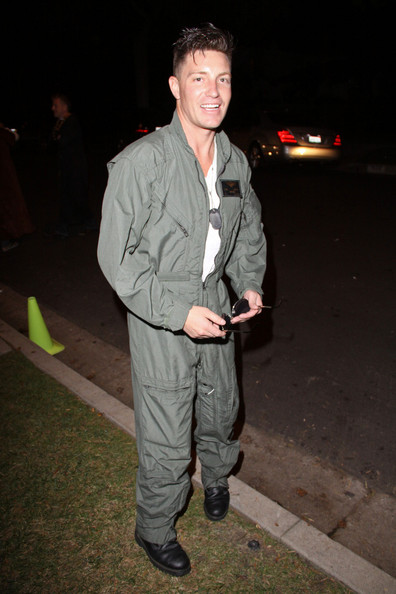Lane Garrison Lane Garrison Photos Brett Ratner Goes To A Halloween Party Zimbio