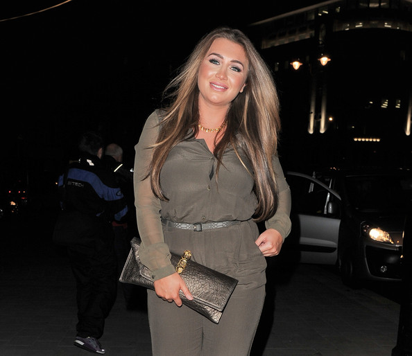 Celebs Celebrate Frankie Essex's 26th Birthday