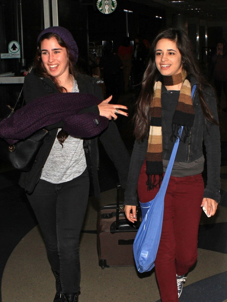 Lauren Jauregui Photos Photos - Fifth Harmony Spotted at ...