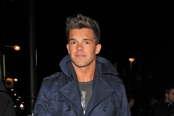 Leandro Penna Celebs at the Chloe Sims Book Launch
