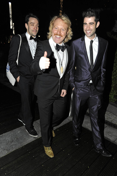 Celebs at the National Television Awards