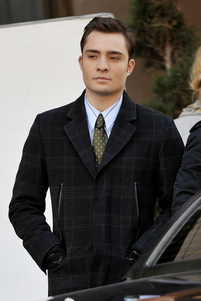Ed Westwick Blake Lively, Ed Westwick, and Leighton Meester were all ...