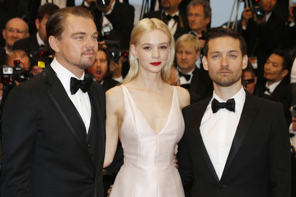 Celebs at 'The Great Gatsby' Premiere in Cannes []