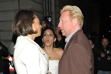 Lilly Kerssenberg Boris Becker Gets Dinner with His Wife