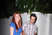 Celebs spotted at the Chateau Marmont in West Hollywood on July 11, 2013.