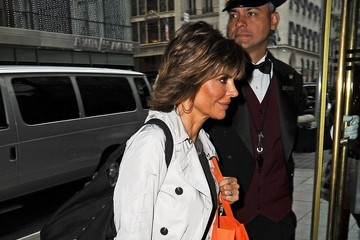 Lisa Rinna 'The Celebrity Apprentice All Stars' in NYC