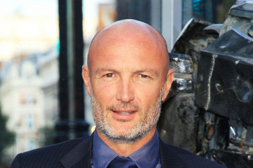 """Franck Leboeuf Stars at the """"Real Steel"""" UK Premiere"""