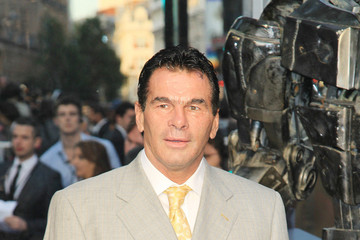 """Paddy Doherty Stars at the """"Real Steel"""" UK Premiere"""