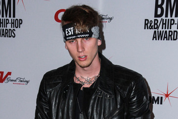 Machine Gun Kelly BMI R&B/Hip-Hop Awards in NYC