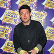 Mathew Horne Celebs at the Cadbury Party in LA