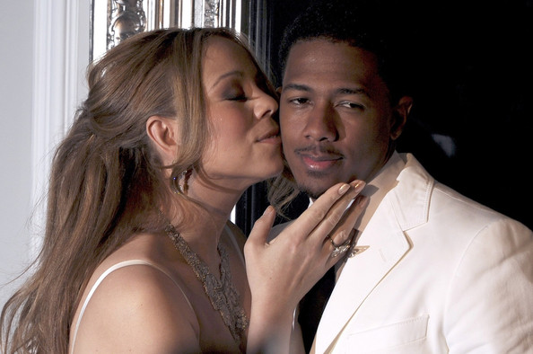 Mariah Carey - Mariah Carey and Nick Cannon Renew Their Vows in Paris