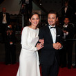 Marion Cotillard and Jeremy Renner Photos