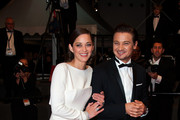 Marion Cotillard and Jeremy Renner Photos Photo