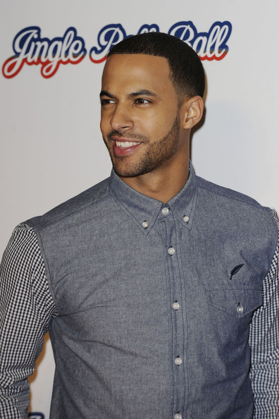 marvin humes dating Mollie king turned heads in an almost see-through floor-length gown at the national television awards last night.