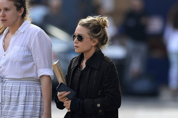 Mary-Kate Olsen Mary-Kate Olsen Runs Errands in NYC