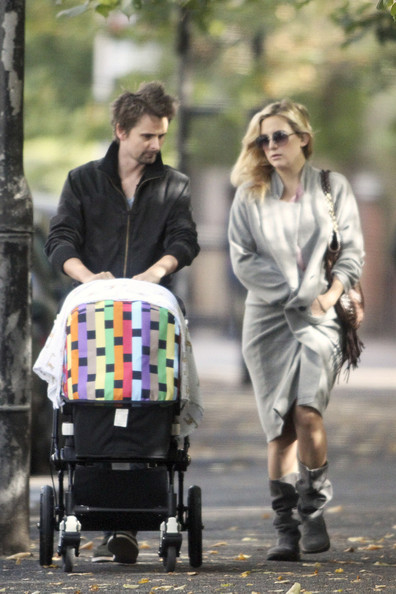 Matt Bellamy and Bingham Hawn Bellamy Photos Photos - Kate ...