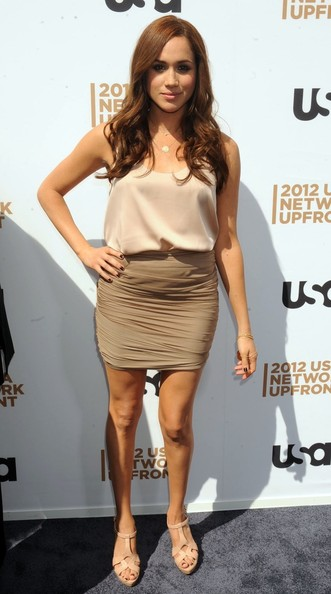 Meghan Markle Photos Photos The Usa Upfront Event In Nyc