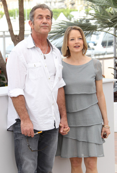 jodie foster mel gibson cannes 2011. Mel Gibson Mel Gibson at the