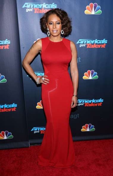 Melanie Brown Agt Stars Hit The Red Carpet In Nyc