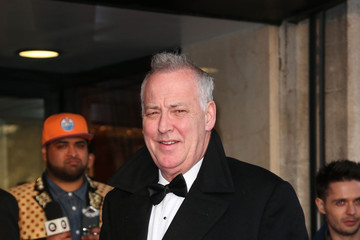 Michael Barrymore Arrivals at the Asian Awards