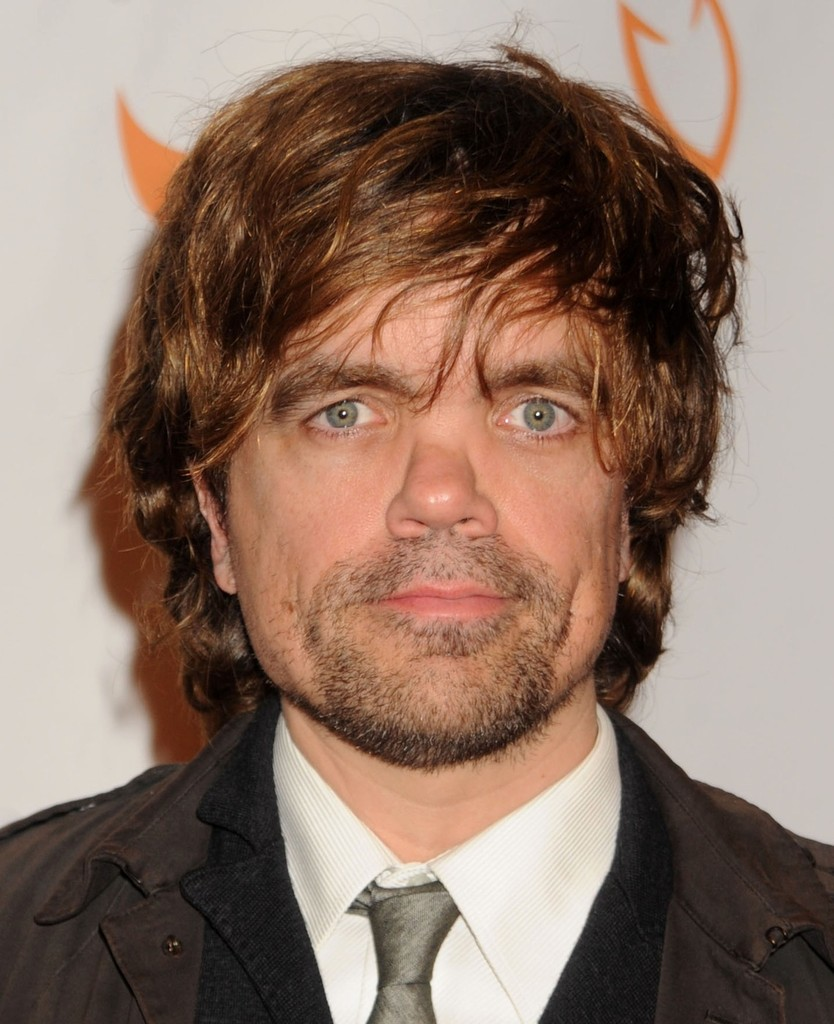 Peter Dinklage: Celebs At The 'A Funny Thing