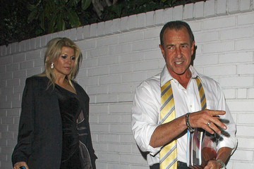 Michael Lohan Michael Lohan Leaves the Chateau Marmont in LA