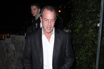 Michael Lohan Michael Lohan Leaves the Chateau Marmont