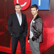 Michael Shanks Celebs at the CTV Upfronts
