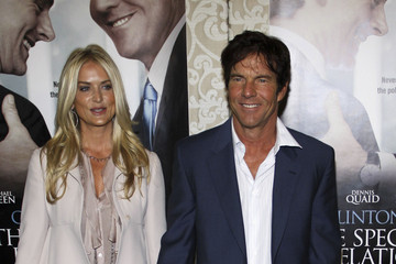 """Dennis Quaid Kimberly Buffington Premiere of """"The Special Relationship"""""""