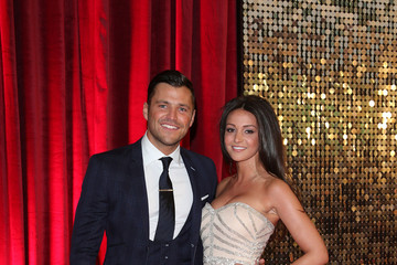 Michelle Keegan Mark Wright Arrivals at the British Soap Awards